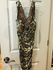 Jlo Ladies Dress New Nwt Size 0 Adult Xs Or Child's Xl Club Party Outfit