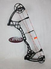 Bear Traxx Compound Bow right Hand 70# Black Shadow