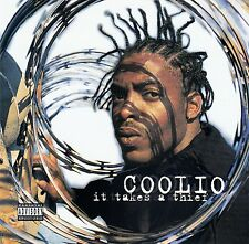 COOLIO : IT TAKES A THIEF / CD (EASTWEST RECORDS 1994)