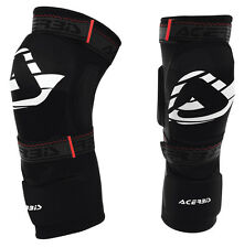 ACERBIS 2.0 SOFT KNEE GUARDS PADS ADULT MOTOCROSS MX ENDURO CHEAP QUAD MTB BMX