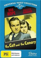 The Cat And The Canary (DVD, 2016) (Region 4) Aussie Release