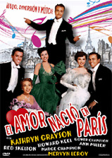 Lovely To Look At - El Amor Nacio En Paris - Mervyn Leroy