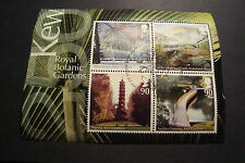 GB 2009 Commemorative Stamps~Kew Gardens M/S~Very Fine Used Set~UK Seller