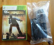 DEF JAM RAPSTAR 360 RAP HIP-HOP KARAOKE SINGING GAME + MICROPHONE new & sealed!