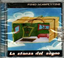 SCARPETTINI PINO LA STANZA DEL SOGNO CD RARO SEALED