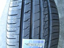 2 New 245/40ZR19 Inch Ironman Imove Gen 2 A/S Tires 2454019 245 40 19 R19 40R