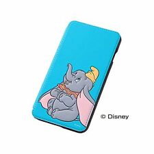 iPhone6 Plus Book Type Leather Case Disney Cartoons Dumbo RT-DP8J / DB