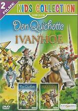 DVD - Kids Collection / Don Quichotte / Ivanhoe / #2617