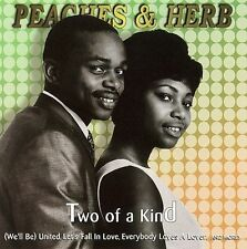 Two Of A Kind (Sony) by Peaches & Herb (Cassette, Aug-1997, Sony NEW Sealed
