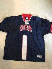 USA Basketball 2000 Olympic Team Sydney, Australia Warm Up Jacket Shooting Shirt
