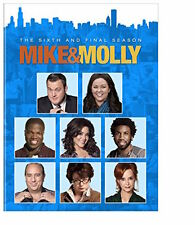 MIKE & MOLLY: SEASON 6 DVD - THE COMPLETE SIXTH AND FINAL SEASON [2 DISCS] - NEW