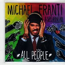 (GN230) Michael Franti & Spearhead, I'm Alive - 2014 DJ CD