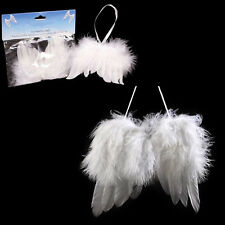 DIY Lovely Baby's Kids White Angel Wings Feather for Party Decoration And Photo