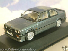 VANGUARDS 1/43 BMW 325i COUPE (E30) SPORT M-TECH 1 DOLPHIN GREY RHD/UK VA13402A