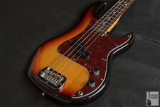 NEW G and L G&L LB-100 Bass 3-Tone Sunburst Nitro Finish Worldwide Shipping