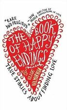 The Book of Happy Endings: True Stories About Finding Love-ExLibrary