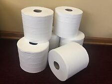 18 ROLLS OF PREMIUM 2PLY CENTER PULL PAPER TOWELS - 600FT/ROLL