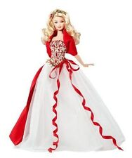 Barbie Collector 2010 Holiday Doll Dolls