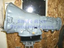 TRANSMISSION REBUILT DODGE RAM JEEP GRAND CHEROKEE A518 A500 42RE 46RE 46RH