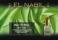 Musc To Musc - El Nabil Musc Luxury Atar Oil Perfume Roller Free From Alcohol