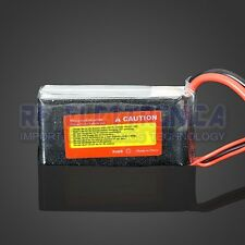 ZOP Power 11.1V 1500MAH 30C Lipo Battery T Plug