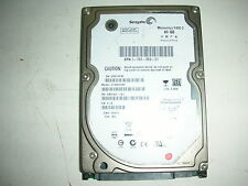 "Seagate Momentus 5400.2 80gb ST98823AS 100380385 3.14 2,5"" SATA"
