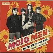The Mojo Men - Not Too Old To Start Cryin': The Lost 1966 Masters (CDWIKD 279)