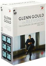 Glenn Gould on Television: The Complete CBC Broadcasts 1954-1977 (DVD, 2011,...