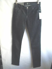 NWT 7 FOR ALL MANKIND ROXANNE CLASSIC SKINNY IN NEW RISE SIZE 25 STYLE AP179Y43A