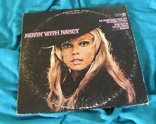 Movin With Nancy Nancy Sinatra The Soundtrack From Her Television Special LP