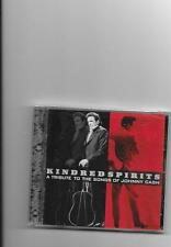 """KINDRED SPIRITS, CD """"A TRIBUTE TO THE SONGS OF JOHNNY CASH"""" NEW SEALED"""