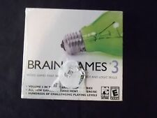 Brain Games 3 (PC Games)  Windows Memory training Game Fast Free US Shipping