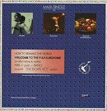 """Frankie goes to Hollywood Welcome to the pleasuredome (1985) [Maxi 12""""]"""