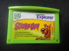 Leapfrog Leapster Explorer Game Scooby-Doo! Leap Pad 2,3,GS, XDi Ultra N2