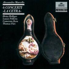 """Alessandro Marcello: 6 Concerti 'La Cetra"""" New CD"""