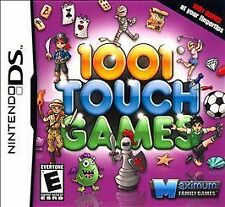 1001 Touch Games - Nintendo DS