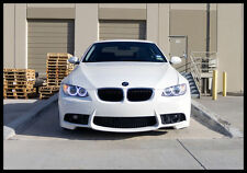 BMW E92 M3 STYLE FRONT BUMPER WITH FOGS FOR 2007-2009 2D & CONV POLYPROPYLENE