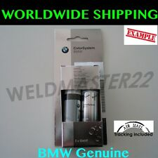 BMW Touch Up Paint Stick Clear Coat Glacier Silver A83 Genuine 51910429333