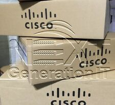 NEW SEALED Cisco WS-C3850-48XS-E 48 SFP+, 4 QSFP+ Ethernet ports, 750WAC Power