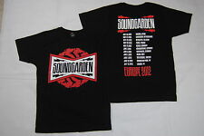 SOUNDGARDEN ELECTRICIAN EUROPEAN TOUR 2012 T SHIRT NEW OFFICIAL KING ANIMAL RARE