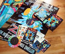 Amiga:: Zool 100%:: Gremlin 1992 | BIG BOX | Commodore disk game, gioco OVP