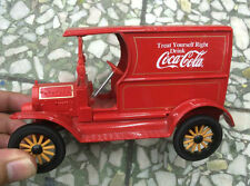 1917 Martin Truck And Body Delivery Van - 1:24 Scale - Red