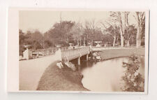 Vintage CDV  Abbotsford Park Scottish Borders near Melrose