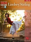 Lindsey Stirling Sheet Music Violin Play-Along Book and Audio NEW 000109715