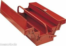 CANTILEVER TOOL BOX WITH 5 COMPARTMENTS 17""