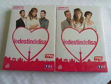 DVD  SERIE TELE  LE DES DESTIN DE LISA  COFFRET No 5 et COFFRET No 6