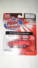 Mini Metals/CMW HO 1/87 scale #30461 1960 Ford Utility Truck Monte Carlo Red