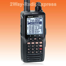 YAESU FTA-750L AirBand Radio, Li-Ion Battery, with GPS, ILS, VOR, NOAA Weather!