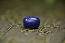 Wholesale Natural Lapis Lazuli Gemstone Beads One Pendant Bless you AAA
