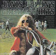 JANIS JOPLIN - Janis Joplin's Greatest Hits ★ CD Album